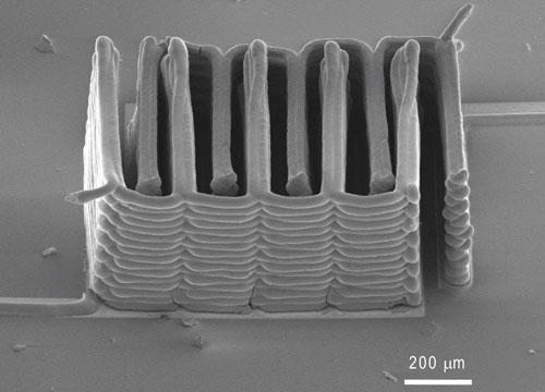 литиевый микроаккумулятор