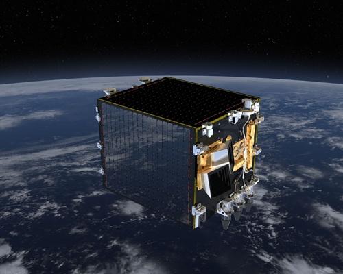 Низкоорбитальный спутник Proba-V