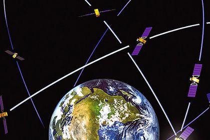 ГЛОНАСС спутниковая навигационная система